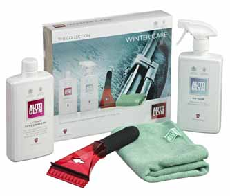 The Collection-Winter Car Care-Products small lr